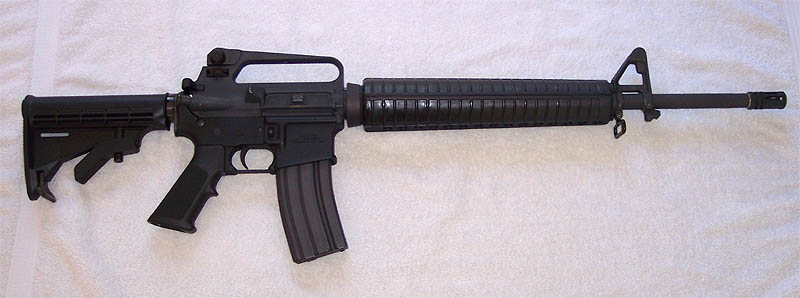 Collapsible stock on 20 quot rifle page 1 ar15 com